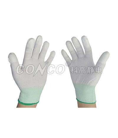 防静电放电聚氨酯手包手套